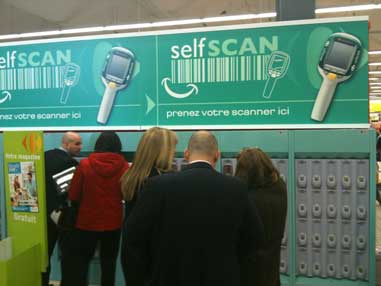 my-scan self-scan POS