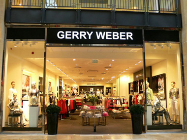 Gerry Weber RFID and Point of Sale