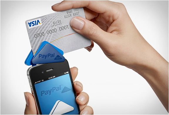 PayPal Offers Mobile Payment Solutions for Small Businesses - :