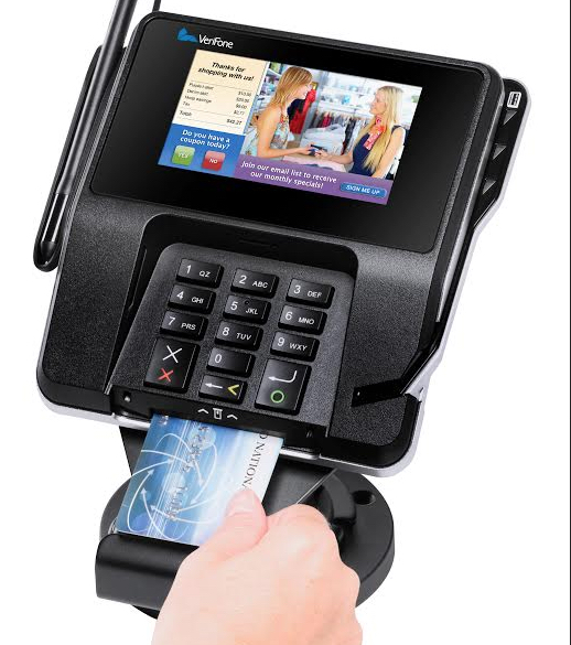 verifone chip and pin