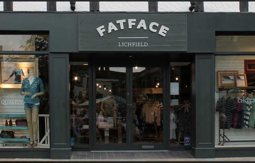 fat face retail