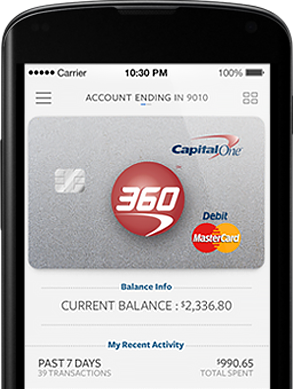 Capital One Launches Mobile Wallet - :