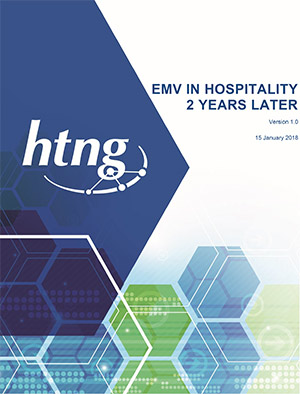 HTNG EMV in Hospitality 2 years Later