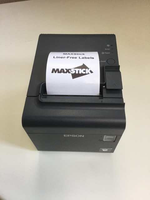 Epson and MAXSTick 2