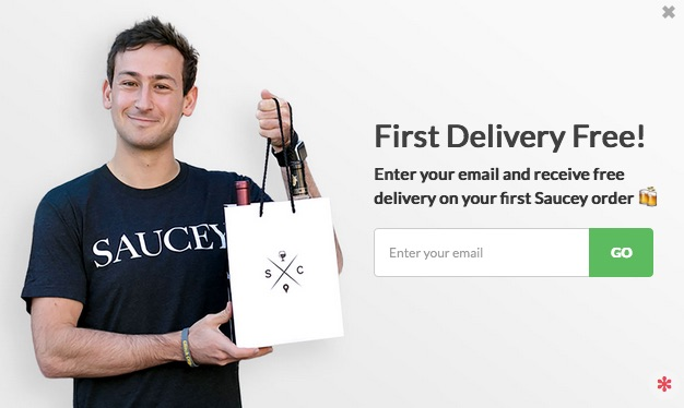 saucey app liquor delivery