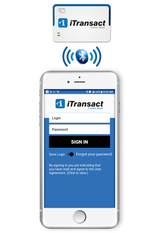 iTransact Mobile Merchant with Reader hires