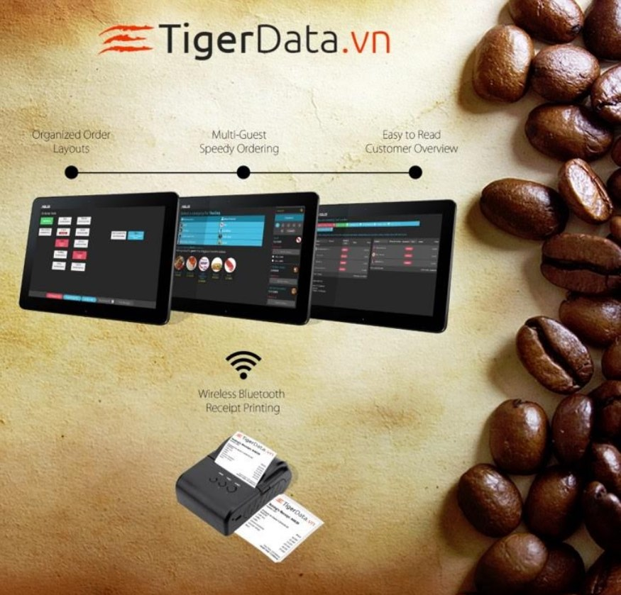 TigerData Releases 3rd Open Source Cloud Point-of-Sale