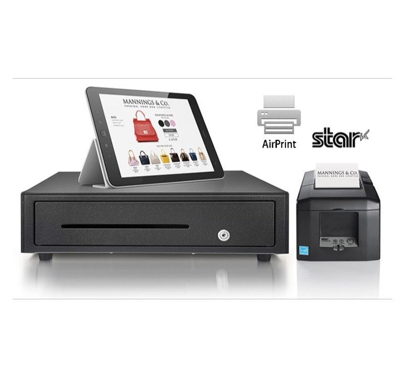 Star Micronics AirPrint With Drawer