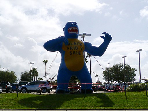 Black Friday Sale Inflatable 22729837503