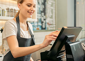 Point of Sale Merchant Using a POS System What is a POS device