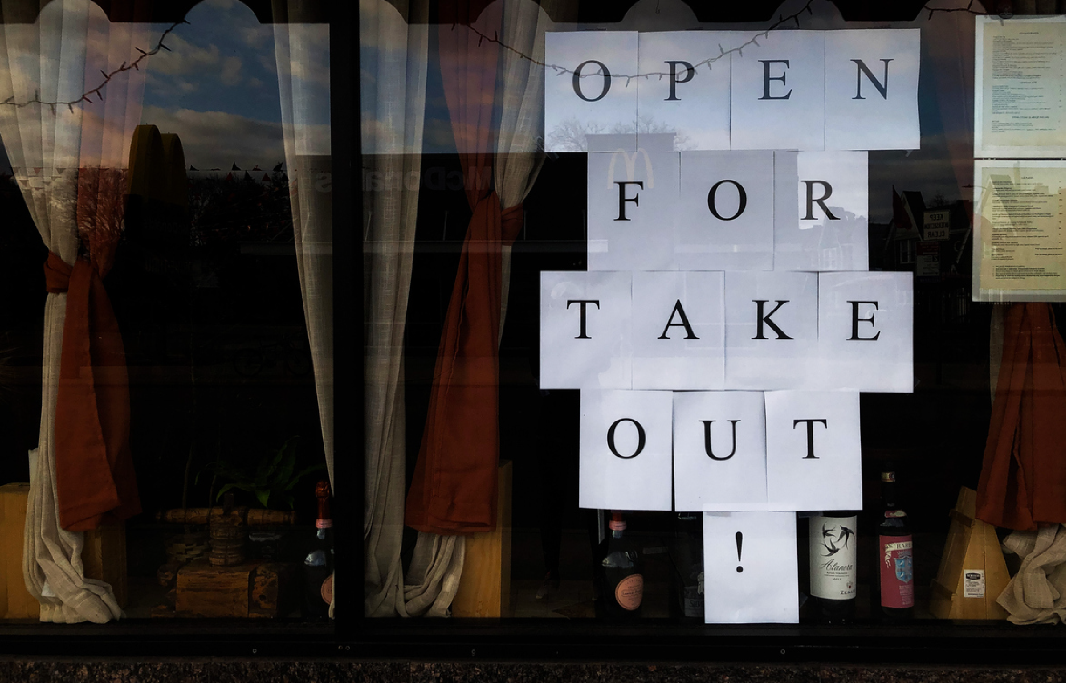 PointOfSale open for takeout COVID-19-01